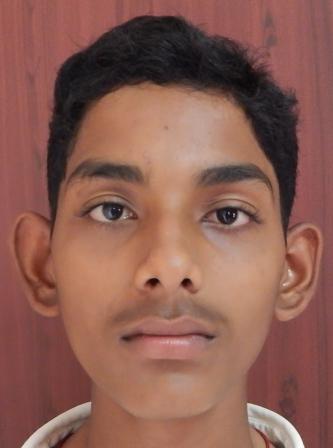 A 9th Std Studnnt of RKS Kalvi Nilayam HSS