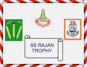 SS Rajan Trophy, Trichy Center 2015